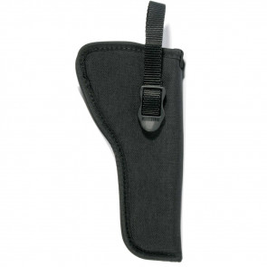 NYLON HIP HOLSTER - BLACK, SIZE 06, RIGHT HANDED - GLOCK 26 / 27