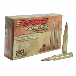VOR-TX PREMIUM HUNTING AMMUNITION - .270 WIN - 130GR - 20/BX