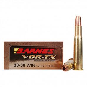 VOR-TX PREMIUM HUNTING AMMUNITION - 30-30 WIN - 150GR - 20/BX