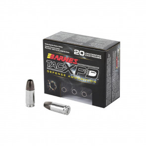 PERSONAL AND HOME DEFENSE AMMUNITION - 9MM - 115GR - 20/BX