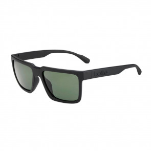 SUNGLASSES - FRANK MATTE BLACK - HD POLARIZED AXIS LENS - MEDIUM