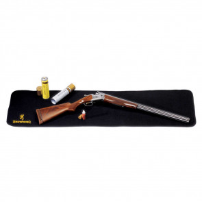 "GUN CLEANING MAT, 16""X54"", BLACK"