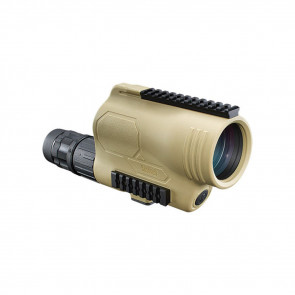 LEGEND TACTICAL T SERIES SPOTTING SCOPE - 15-45X60MM, MIL_HASH RETICLE, FDE