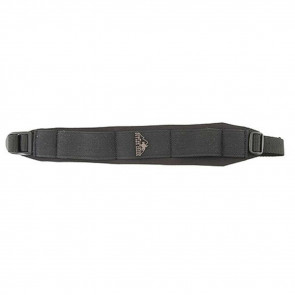 COMFORT STRETCH RIFLE SLING - BLACK