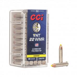 22 WMR 30 GR VNT 50/BX