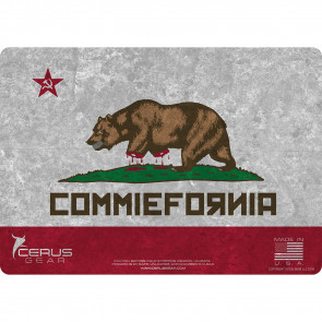 COMMIEFORNIA NO RIGHT TO BEAR ARMS