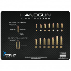 TOP HANDGUN CARTRIDGES PROMAT