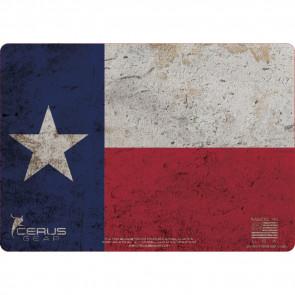 TEXAS FLAG FULL COLOR DISTRESS