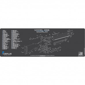 MARLIN MODEL 336 SCHEMATIC CHARCOAL GRAY