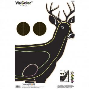 VISICOLOR HIGH-VISIBILITY PAPER TARGETS - DEER
