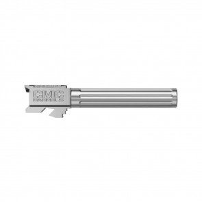 GLOCK 34 FLUTED BARREL NON THREADED STAINLESS HXBN