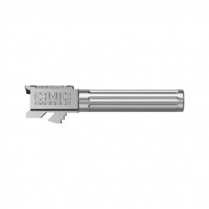 GLOCK 19 FLUTED BARREL NON THREADED STAINLESS HXBN