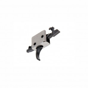 AR15/AR10 TWO STAGE TRIGGER, CURVED, 2 LB SET - 5 LB RELEASE
