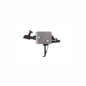 AR15/AR10 TWO STAGE TRIGGER, FLAT, 2 LB SET - 5 LB RELEASE