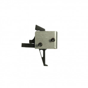 AR15/AR10 SINGLE STAGE TRIGGER, FLAT, LARGE PIN, 6 - 6½ LB PULL