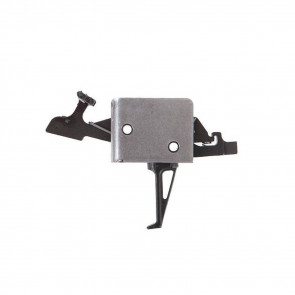 AR15/AR10 TWO STAGE TRIGGER, FLAT, 2 LB SET - 3 LB RELEASE