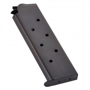 "SHOOTING STAR ""CLASSIC"" MIL-SPEC 1911 MAGAZINE - 45 ACP, 8 ROUNDS, BLUED"