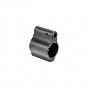 """GAS BLOCK ASSEMBLY, LOW PROFILE, .625"""" ID"""