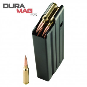 AR-10 MAGAZINE - .308 - 20 ROUND - BLACK