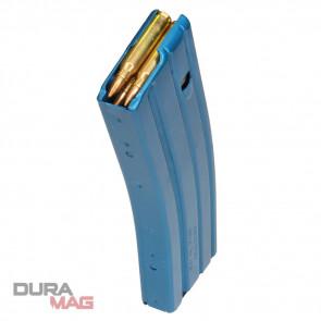 AR-15 MAGAZINE - .223/5.56 - 30 ROUND - BLUE/BLACK