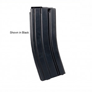 AR-15 MAGAZINE - .223/5.56 - 30 ROUND - GREEN/BLACK