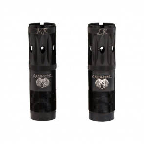 WINCHESTER, BROWNING INV, MOSS 500 CREMATOR PORTED WATERFOWL CHOKE TUBES 2 PACK - 20 GAUGE, MID RANGE, LONG RANGE, STAINLESS