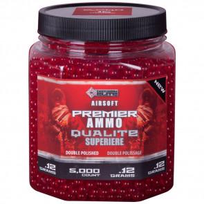 PREMIER AMMO RED TRNSL 6MM 12 GRM 5000CT