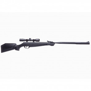 SHOCKWAVE .22 PELLET RIFLE W/4X32 SCOPE - BREAK BARREL
