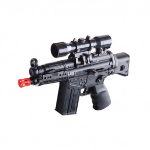 M74 BLK DUAL PWR MINI AEG RIF