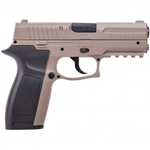 CROSMAN MK45 (BB) - CO2, SEMI AUTO DUAL-TONE BB AIR PISTOL