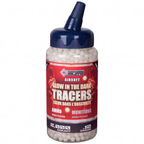 TRACER GLOW AMMO 6MM 12 GRM 2000CT