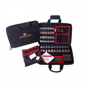 WINCHESTER SUPER DELUXE UNIVERSAL GUN CARE KIT - 68 PIECE