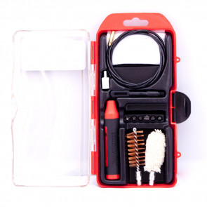 WINCHESTER MINI-PULL SHOTGUN CLEANING KIT - 13 PIECE, 12 GAUGE