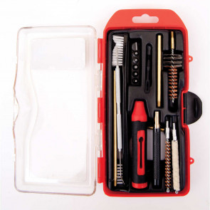 WINCHESTER MINI-PULL MODERN GUN CLEANING KIT - 17 PIECE, AR223/5.56