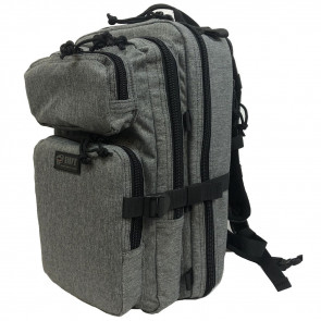 DRIFTER - DISCRETE DAY BACKPACK ASPHALT GREY