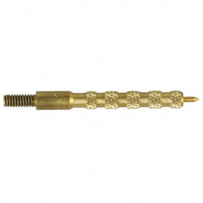 .38/.357/9MM CALIBER BRASS JAG - MALE THREADED