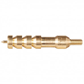 .40/.41/10MM CALIBER BRASS JAG - MALE THREADED