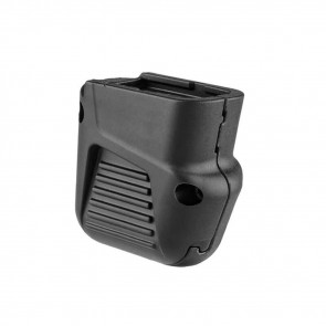 PLUS 4 MAGAZINE EXTENSION FOR THE GLOCK 43 - BLACK