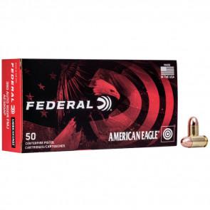 AMERICAN EAGLE® AMMUNITION - .380 AUTO (9X17MM SHORT) - FULL METAL JACKET - 95 GRAIN