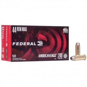 AMERICAN EAGLE® HANDGUN AMMUNITION - .44 REMINGTON MAGNUM - JACKETED HOLLOW POINT - 240 GRAIN
