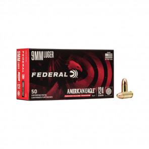 AMERICAN EAGLE® IRT AMMUNITION - 9MM LUGER - TMJ - 124GR - 50RD
