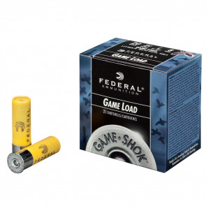 "GAME-SHOK™ UPLAND - GAME SHOTSHELLS - 20 GAUGE - 2 3/4"" - 7/8 OUNCE - #8 SHOT"
