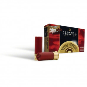 VITAL-SHOK® PREMIUM BIG GAME BUCKSHOT - 10 GAUGE - 2.75 INCH - #3 BUCKSHOT