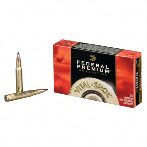 VITAL-SHOK® AMMUNITION - .30-06 SPRINGFIELD (7.62X63MM) - TROPHY COPPER - 180 GRAIN