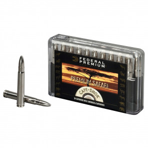 VITAL-SHOK® AMMUNITION - .375 H&H MAGNUM - TROPHY BONDED® BEAR CLAW® - 250 GRAIN
