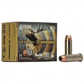 VITAL-SHOK® AMMUNITION - .44 REMINGTON MAGNUM - SWIFT® A-FRAME® - 280 GRAIN