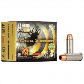 VITAL-SHOK® AMMUNITION - .44 REMINGTON MAGNUM - BARNES® EXPANDER® - 225 GRAIN