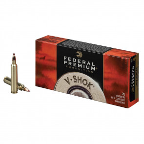 V-SHOK® AMMUNITION - .17 HMR - SPEER® TNT® HP - 17 GRAIN
