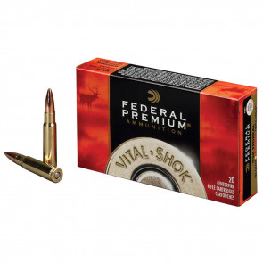 VITAL-SHOK® AMMUNITION - 7MM REMINGTON MAGNUM - TROPHY® COPPER - 140 GRAIN