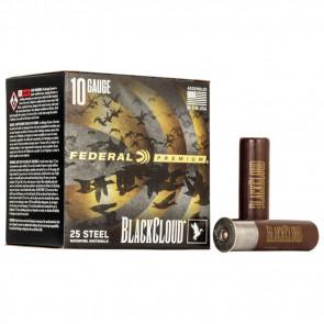 BLK CLD 10GA 3-1/2IN 1-5/8OZ BB 25RD/BX